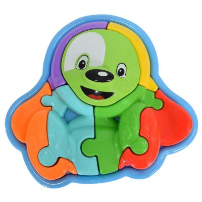 Animal Puzzle 3D Cachorrinho - Calesita