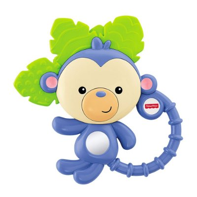 Mordedor Macaquinho na Floresta - Fisher-Price
