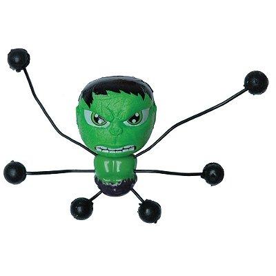 Boneco Pegajoso Avengers - Hulk - Candide
