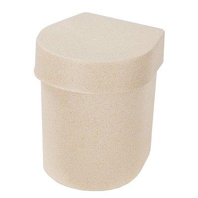 Lixeira de Pia Hide Marfim Eco 3,5 Litros
