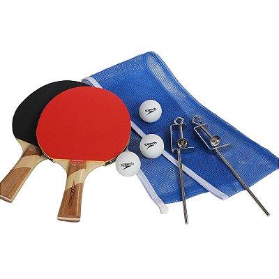 Kit Completo para Tênis de Mesa - Speedo