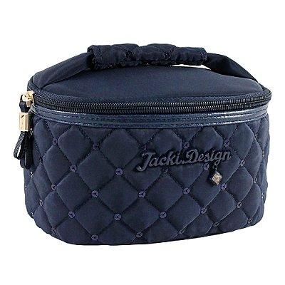 Necessaire Bella Donna - Azul Marinho - Jacki Design