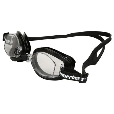 Óculos de Natação Vortex 1.0 Preto - Hammerhead