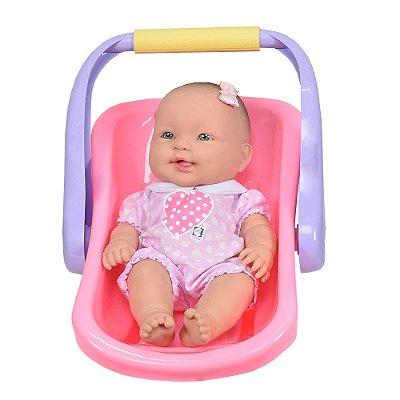 Boneca Bebê Conforto - La Newborn - Cotiplás
