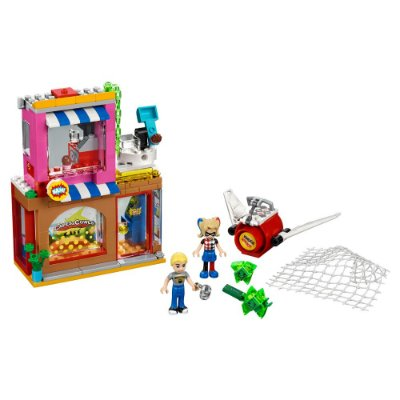 Lego Super Hero Girls - Harley Quinn em Missão Resgate
