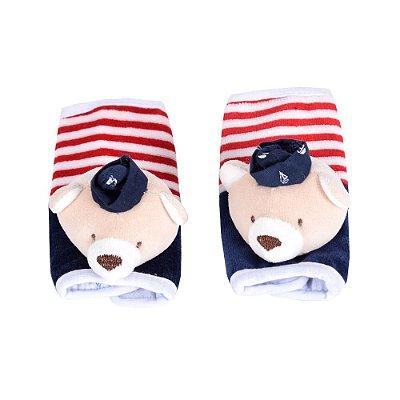 Protetor para Cinto - Ursinho Marinheiro - Zip Toys