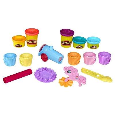 Conjunto Play-Doh Festa dos Cupcakes