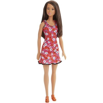 Boneca Barbie Fashion Morena Primavera - Mattel