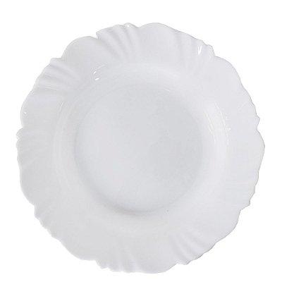Prato Fundo Pétala Opaline 23,5 cm - Duralex