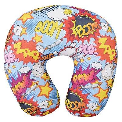 Almofada de Pescoço Boom - Buba