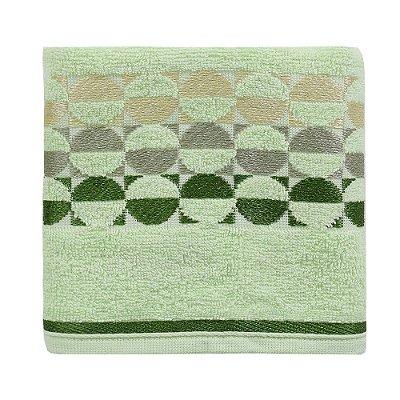 Toalha de Rosto Brisa - Verde Claro - Karsten