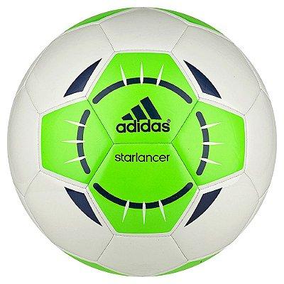 Bola Adidas Starlancer - Branco e Verde