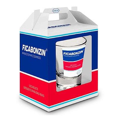 Copo de Dose Remédios - Ficabonzin - 50ml - Brasfoot