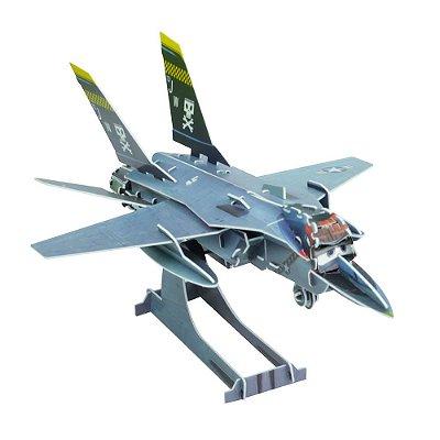 Quebra-Cabeça 3D - Aviões - Echo - DTC