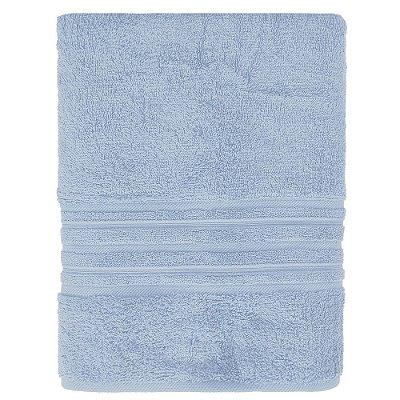 Toalha de Banhão Maxy Fio Penteado - Azul Claro - Karsten