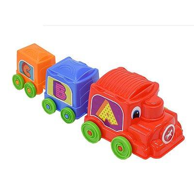 Locomotiva Animada - Calesita