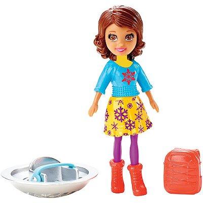 Polly Pocket Férias com as Amigas - Shani - Mattel