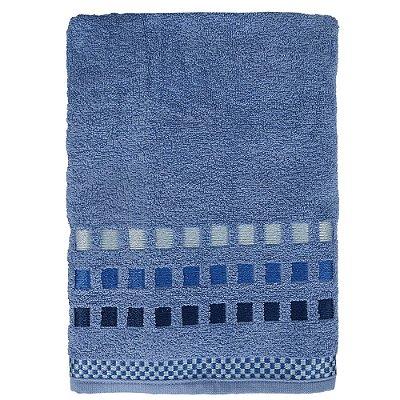 Toalha de Banho Allegra Calera - Azul - Karsten