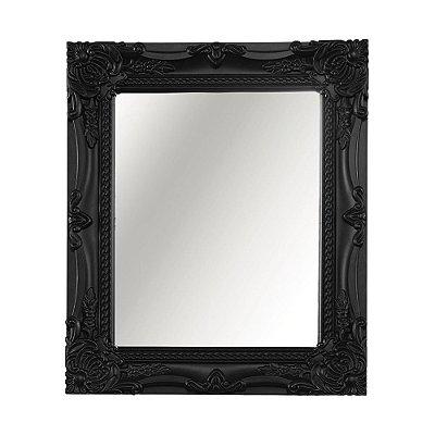 Espelho Decorativo de Parede Preto 20 x 25 cm - Mart