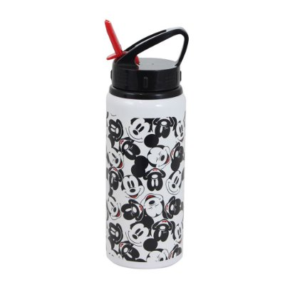 Garrafa Mickey em Metal - 600ml - Zona Criativa