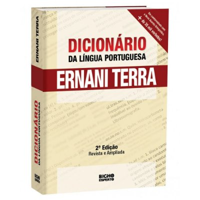 Dicionário da Língua Portuguesa Ernani Terra - Bicho Esperto