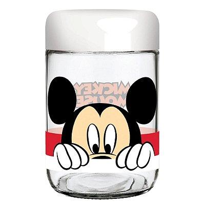 Pote de Vidro Disney Mickey Mouse - Nadir
