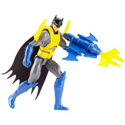 Boneco Justice League Action - Batman - Mattel