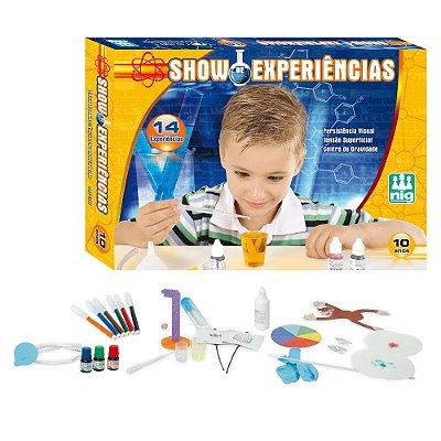 Show de Experiências - Nig Brinquedos