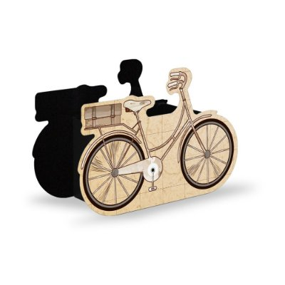 Porta-Lápis Bicicleta Explore - Geguton