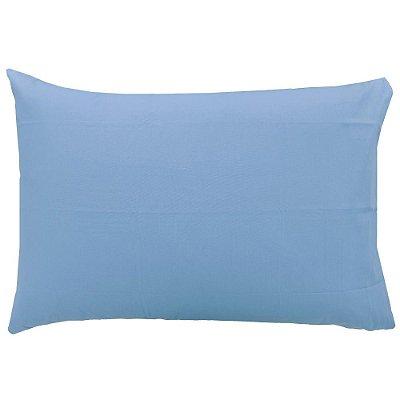 Fronha Avulsa Royal Lisa - Azul 6224 - Santista