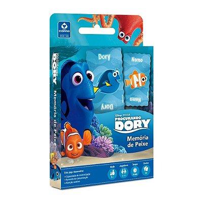Jogo Memória de Peixe - Procurando Dory - Copag