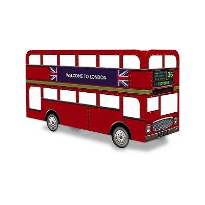 Porta Lápis ônibus Londres - Geguton