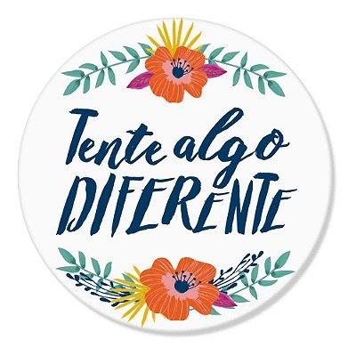 Super Ímãs Redondo - Tente Algo Diferente - Geguton