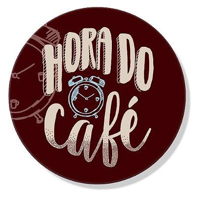 Super Ímãs Redondo - Hora do Café - Geguton