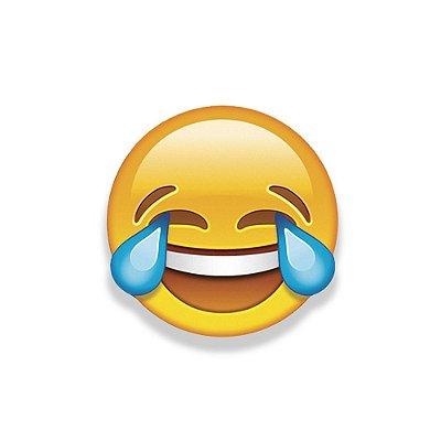 Super Ímãs Emojis - Chorando De Rir - Geguton