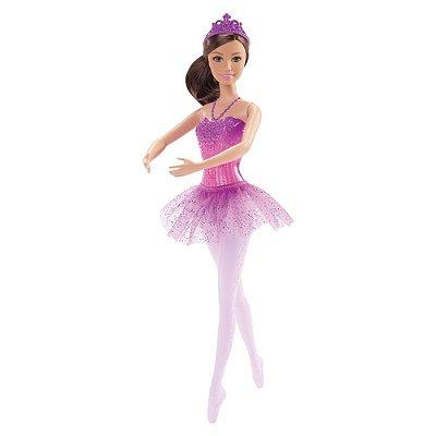 Barbie Bailarina Morena - Mattel