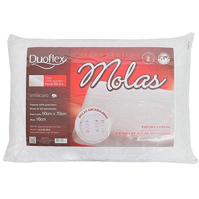 Travesseiro Molas - Duoflex