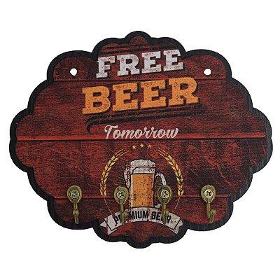 Porta Chaves Free Beer - Vikos