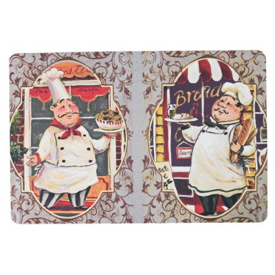 Tapete Chef - 40 x 60 cm - Via Star