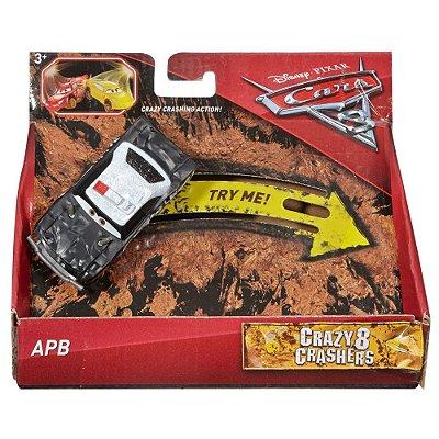 Corredores Crazy 8 - APB - Mattel