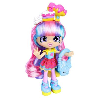 Shopkins - Boneca Shoppies Kate Íris - DTC