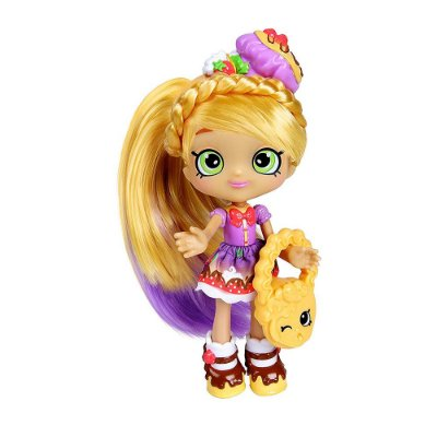 Shopkins Boneca Shoppies Pati Keca - DTC