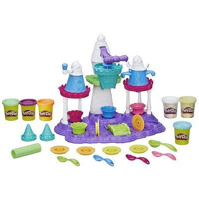 Play-Doh Castelo De Sorvete - Hasbro