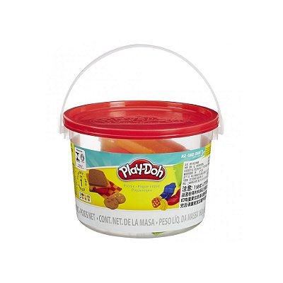Conjunto Mini Balde Massinhas Piquenique Play-Doh  - Hasbro
