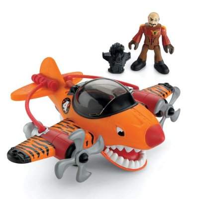 Imaginext Sky Racer - Tigre Voador - Fisher-Price