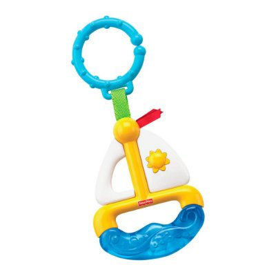 Mordedor Barquinho - Fisher-Price