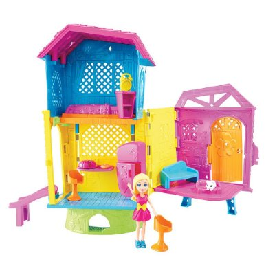 Polly Pocket - Super Clubhouse - Mattel