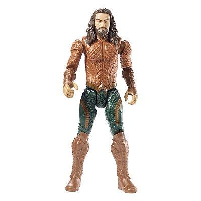 Boneco Aquaman - Justice League 30 cm - Mattel