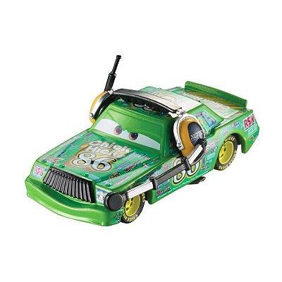 Carros 3 - Chick Hicks com Fone de Ouvido - Mattel