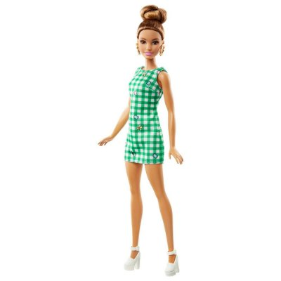 Barbie Fashionista - Emerald Check - Mattel